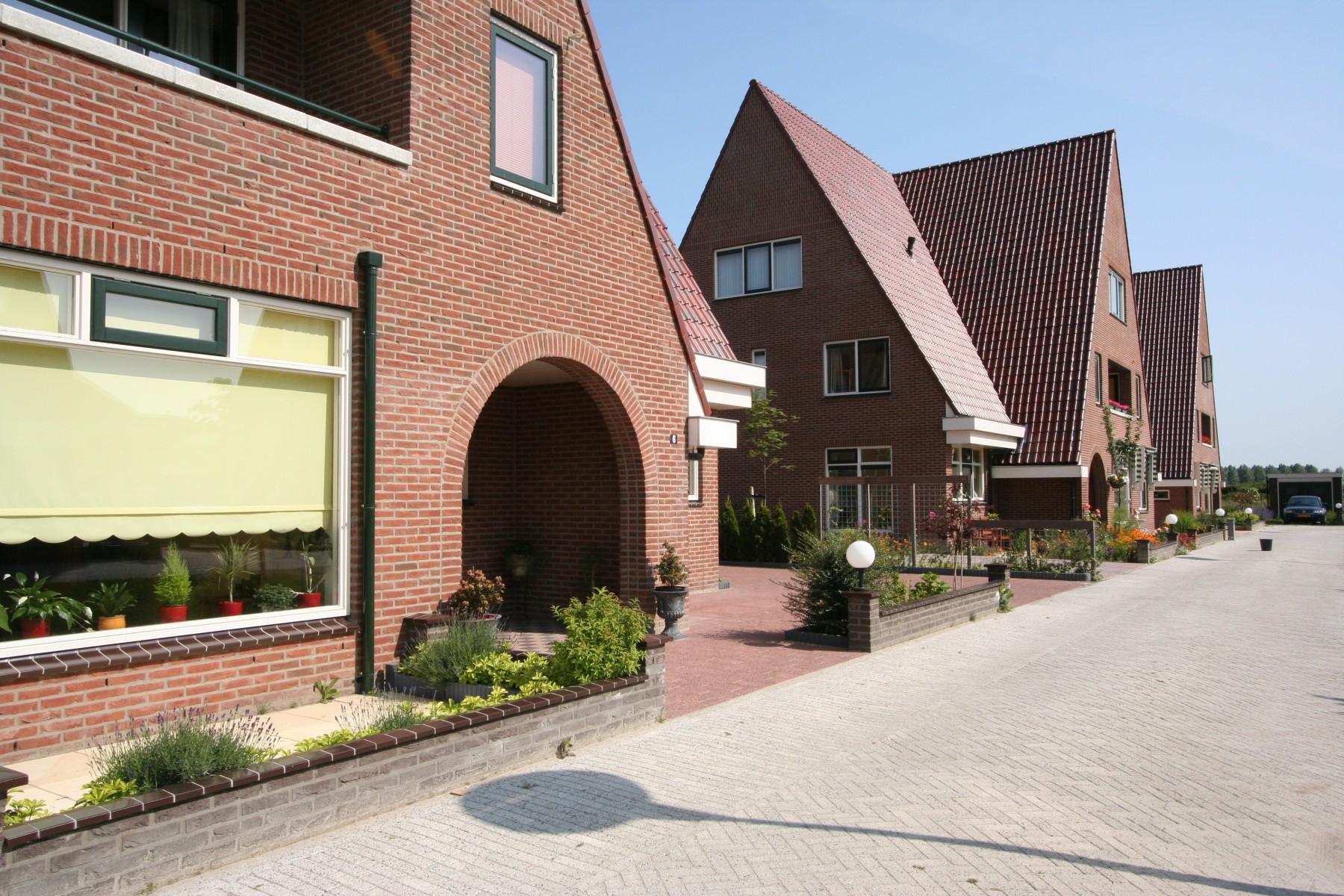 Zoetermeer, Oosterheem, 2-onder-1-kap woningen
