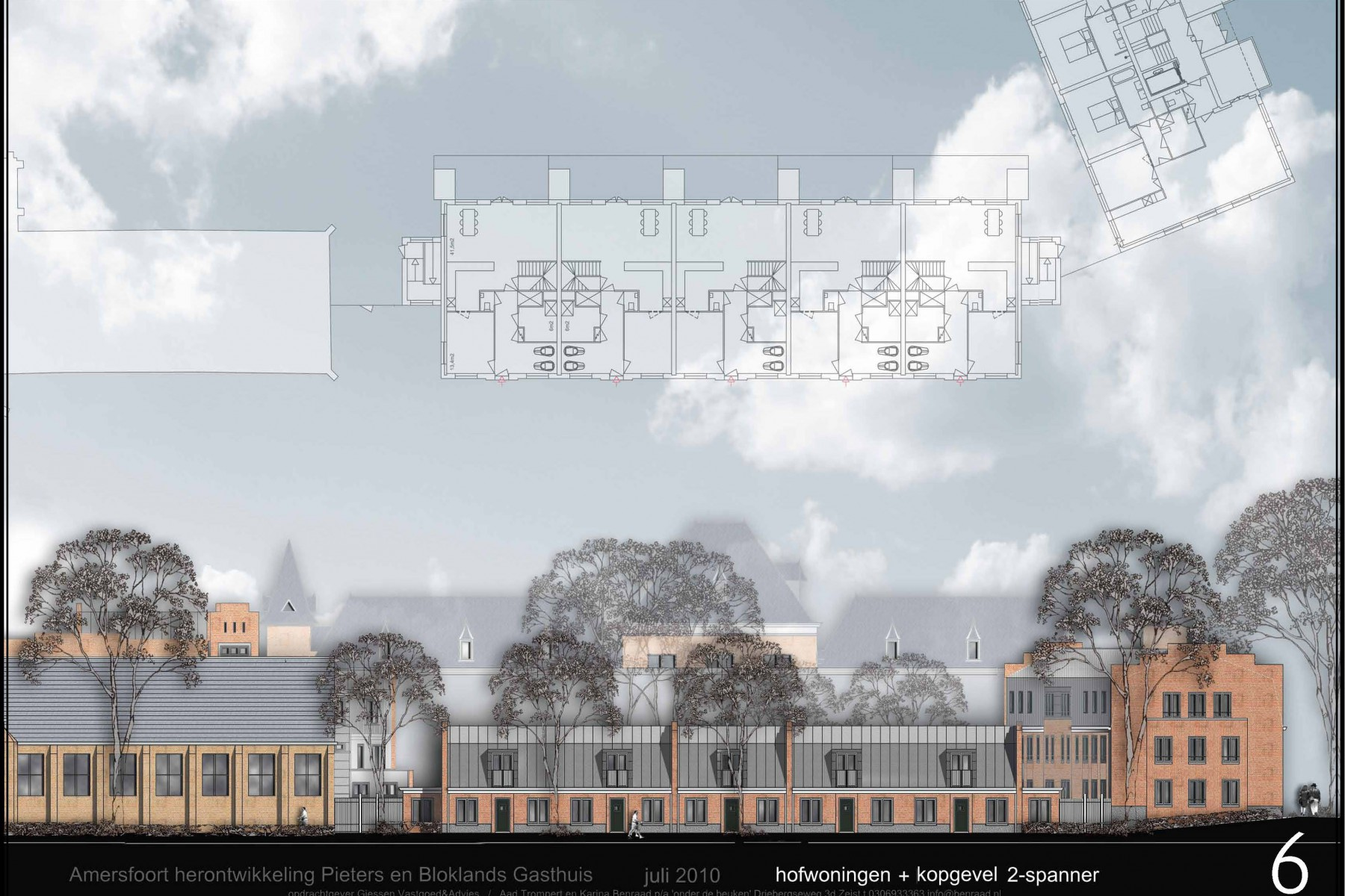Amersfoort, St. Pieters en Bloklands Gasthuis