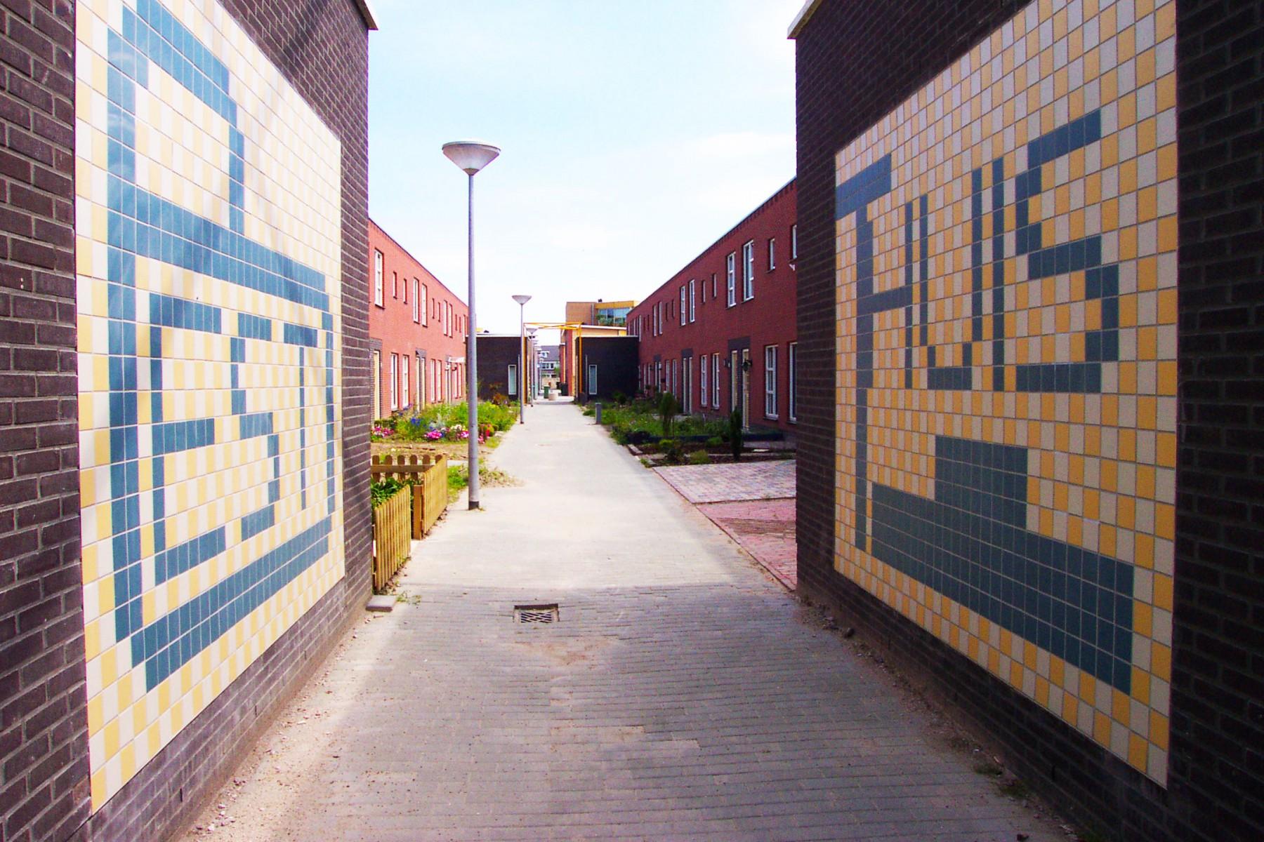 Nieuw-Vennep, Getsewoud, 64 woningen