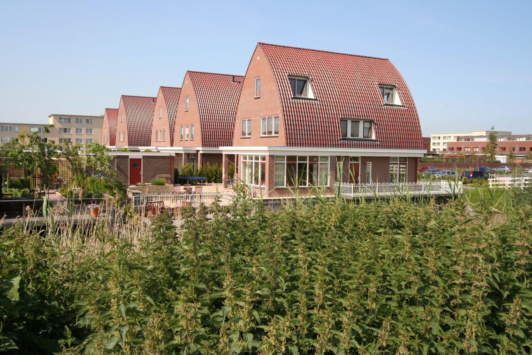 Zoetermeer, Oosterheem, vrijstaande woningen