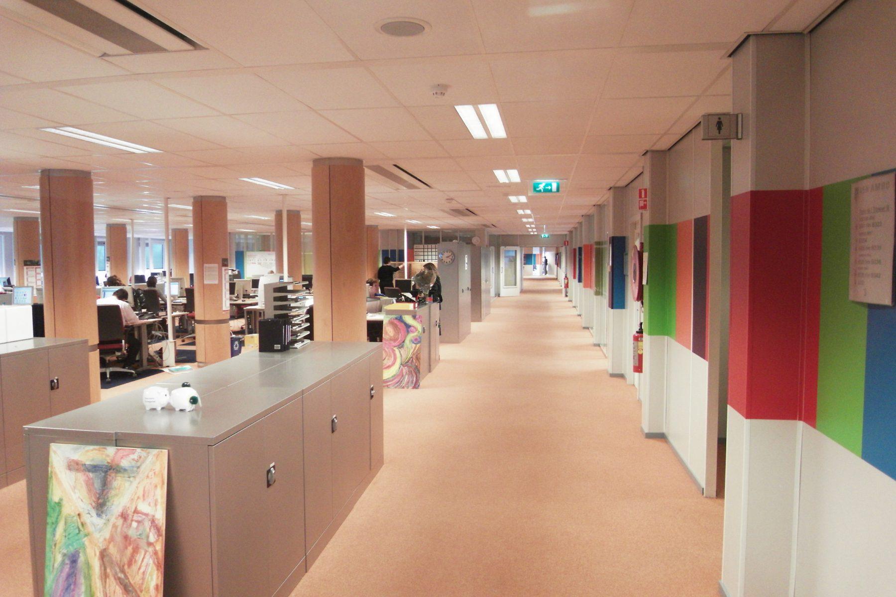 Amsterdam, Nispa, Tijdelijk wonen, studio's, meeting point